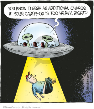 Comic Strip Dave Coverly  Speed Bump 2021-07-31 travel