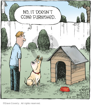 Comic Strip Dave Coverly  Speed Bump 2021-08-16 house