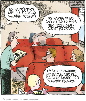 Comic Strip Dave Coverly  Speed Bump 2021-08-23 too