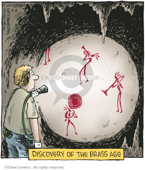 Comic Strip Dave Coverly  Speed Bump 2021-09-08 discover