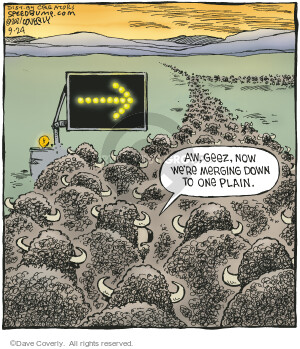 Comic Strip Dave Coverly  Speed Bump 2021-09-24 one