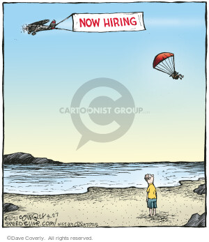 Comic Strip Dave Coverly  Speed Bump 2021-09-27 fly