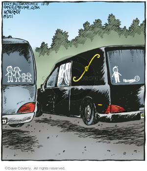 Comic Strip Dave Coverly  Speed Bump 2021-10-08 speed