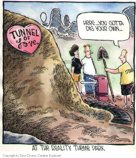 Comic Strip Dave Coverly  Speed Bump 2002-00-00 amusement park