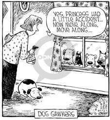 Comic Strip Dave Coverly  Speed Bump 2000-01-08 princess