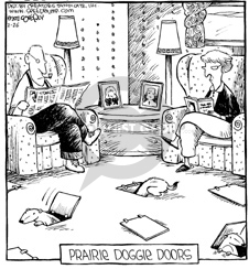 Comic Strip Dave Coverly  Speed Bump 2002-02-26 den