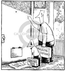 Comic Strip Dave Coverly  Speed Bump 2002-09-25 vendor