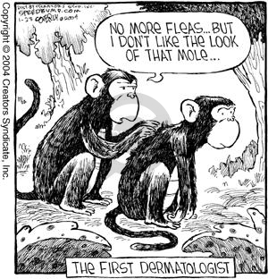 Comic Strip Dave Coverly  Speed Bump 2004-01-23 assess
