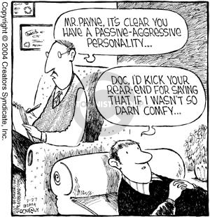 Comic Strip Dave Coverly  Speed Bump 2004-02-27 psychotherapy