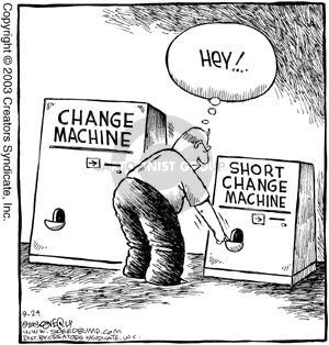 Comic Strip Dave Coverly  Speed Bump 2003-09-24 vending machine