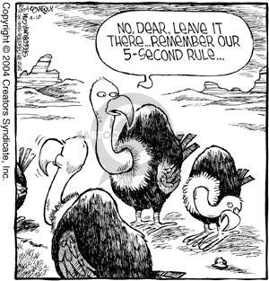 Comic Strip Dave Coverly  Speed Bump 2004-04-10 bird