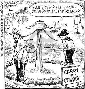 Comic Strip Dave Coverly  Speed Bump 2004-05-05 amusement park