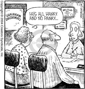 Comic Strip Dave Coverly  Speed Bump 2004-05-19 counselor's office