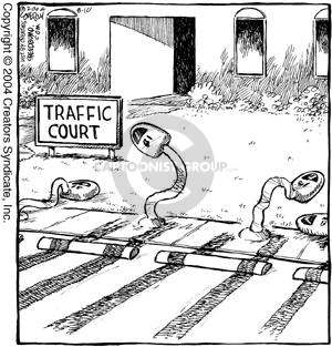 Comic Strip Dave Coverly  Speed Bump 2004-08-10 violation