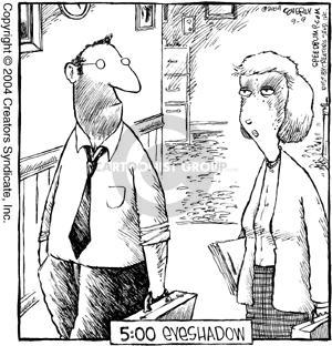 Comic Strip Dave Coverly  Speed Bump 2004-09-09 work