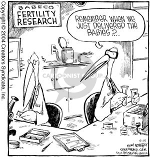 Comic Strip Dave Coverly  Speed Bump 2004-09-15 biology