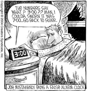 Comic Strip Dave Coverly  Speed Bump 2004-12-09 accuracy