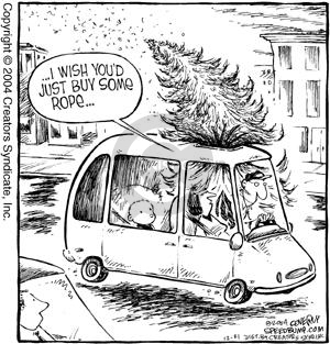 Comic Strip Dave Coverly  Speed Bump 2004-12-21 wife