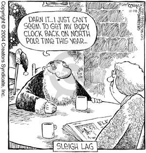 Comic Strip Dave Coverly  Speed Bump 2004-12-28 clock