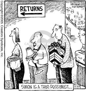 Comic Strip Dave Coverly  Speed Bump 2005-01-07 true