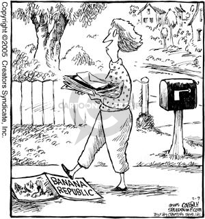 Comic Strip Dave Coverly  Speed Bump 2005-02-09 envelope