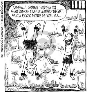 Cartoonist Dave Coverly  Speed Bump 2005-02-14 law