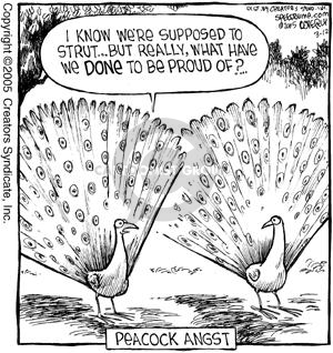 Comic Strip Dave Coverly  Speed Bump 2005-03-12 feather