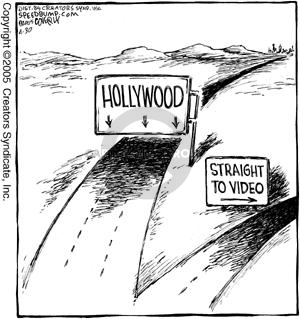 Comic Strip Dave Coverly  Speed Bump 2005-04-30 home video