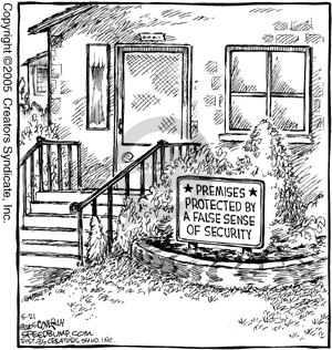 Comic Strip Dave Coverly  Speed Bump 2005-05-21 house