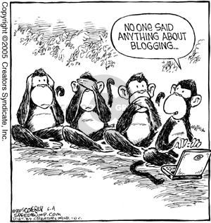 Comic Strip Dave Coverly  Speed Bump 2005-06-04 blogger