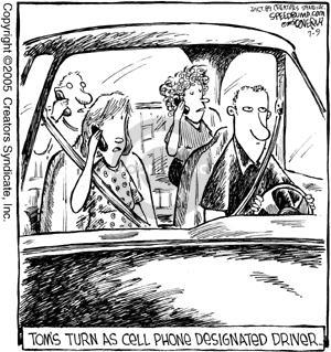 Comic Strip Dave Coverly  Speed Bump 2005-07-09 Tom