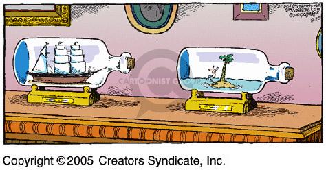 Comic Strip Dave Coverly  Speed Bump 2005-08-28 ship