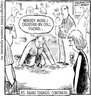 Comic Strip Dave Coverly  Speed Bump 2005-10-06 smaller