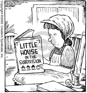 Comic Strip Dave Coverly  Speed Bump 2005-12-30 children's literature