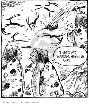 Comic Strip Dave Coverly  Speed Bump 2006-01-05 picture