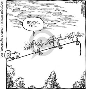 Comic Strip Dave Coverly  Speed Bump 2006-01-11 bird