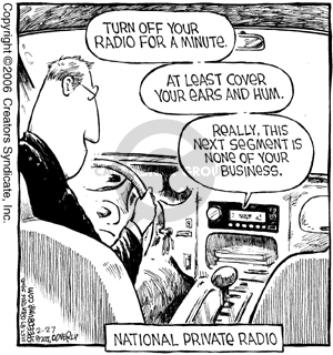 Comic Strip Dave Coverly  Speed Bump 2006-02-27 target
