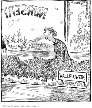 Comic Strip Dave Coverly  Speed Bump 2006-04-20 background