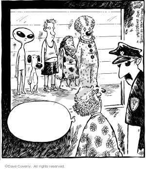 Comic Strip Dave Coverly  Speed Bump 2006-04-24 net