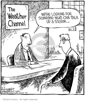 Comic Strip Dave Coverly  Speed Bump 2006-05-06 job interview