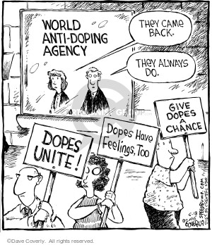 Comic Strip Dave Coverly  Speed Bump 2006-05-18 protest