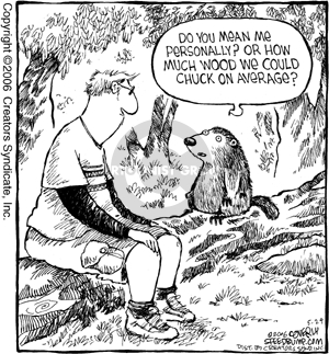 Comic Strip Dave Coverly  Speed Bump 2006-05-24 average
