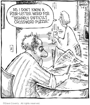 Comic Strip Dave Coverly  Speed Bump 2006-06-08 define
