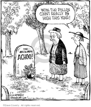 Comic Strip Dave Coverly  Speed Bump 2006-06-09 reaction