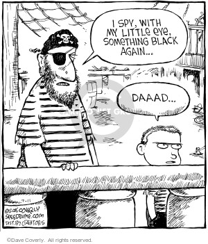 Comic Strip Dave Coverly  Speed Bump 2006-07-11 repetitive