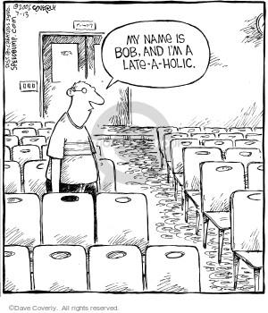 Cartoonist Dave Coverly  Speed Bump 2006-07-13 addictive