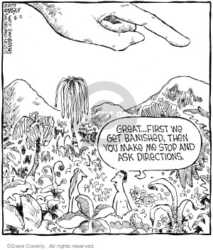 Comic Strip Dave Coverly  Speed Bump 2006-08-02 get