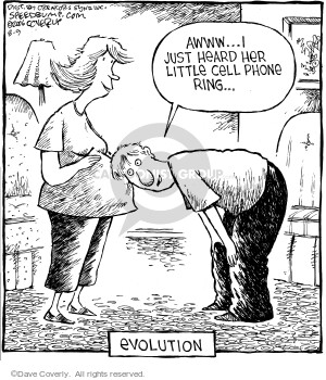 Comic Strip Dave Coverly  Speed Bump 2006-08-09 baby
