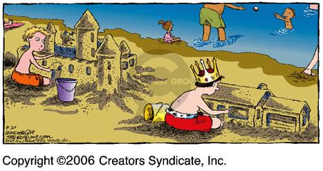 Comic Strip Dave Coverly  Speed Bump 2006-08-20 dream