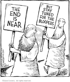Comic Strip Dave Coverly  Speed Bump 2006-09-18 protest